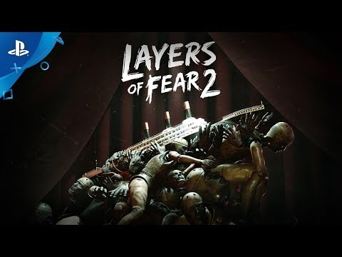 Layers of Fear 2 - Launch Trailer   PS4