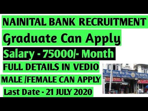 sahkari bank vacancy in uttarakhand