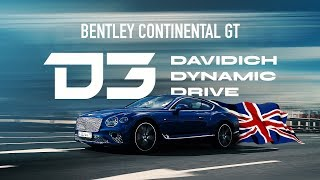 D3 Test Bentley Continental GT