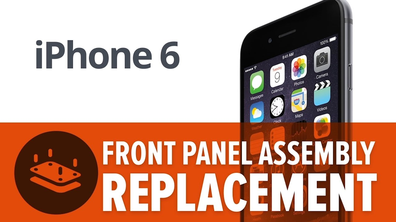 Iphone  Ifixit Screen Replacement
