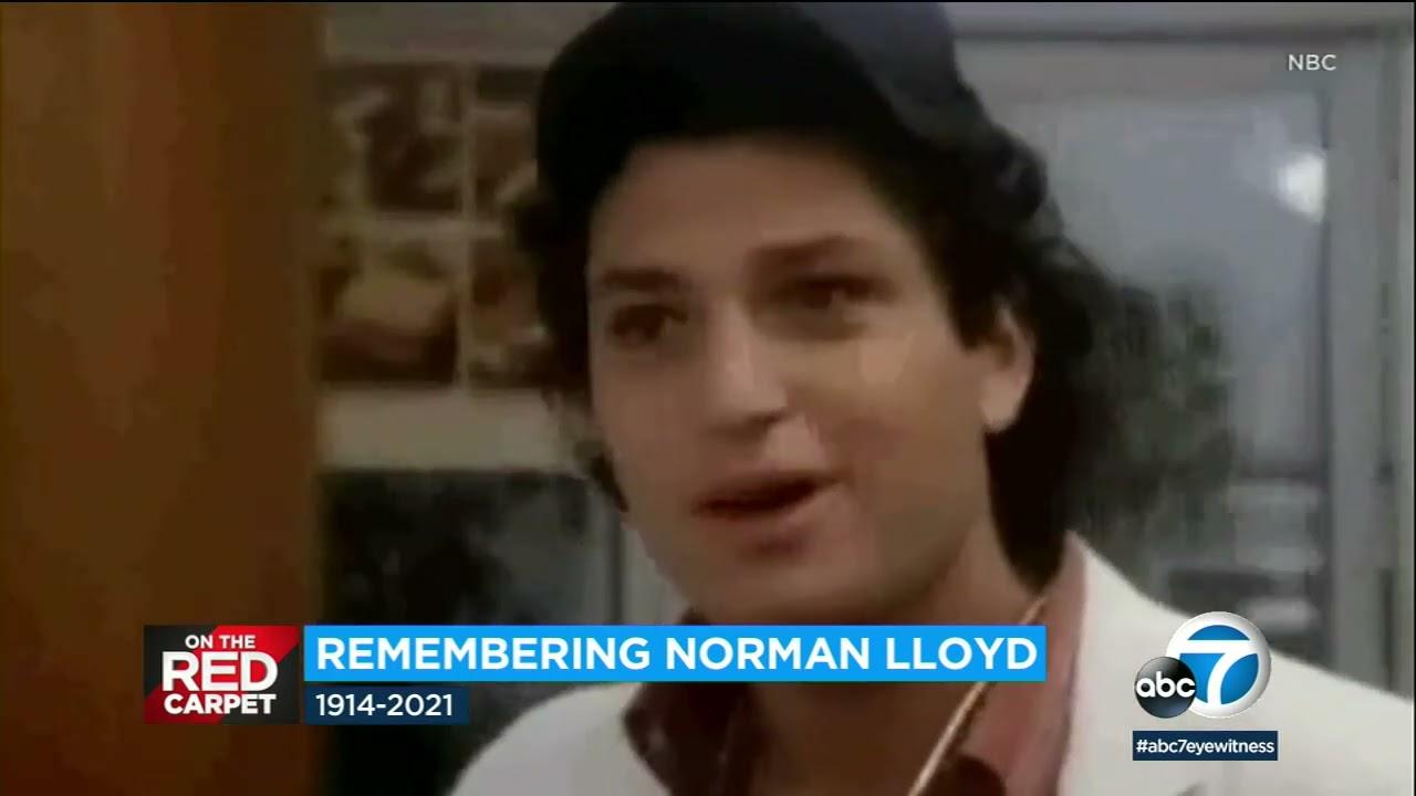 Norman Lloyd dead at 106