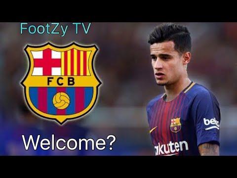 Philipe Coutinho•Welcome To Barca•Mini Magician•Skills And Goals 2016/17