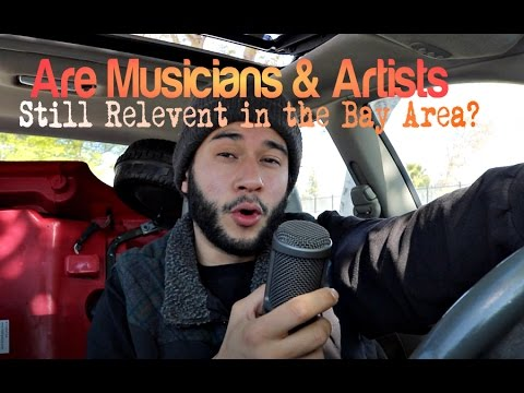 Are Musicians and Artists a Dying Breed in the San Francisco Bay Area?