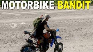 MOTORBIKE BANDIT - MISCREATED