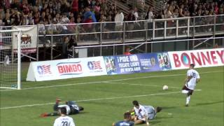 USL PRO Semifinal Match Highlights: Sacramento Republic FC vs LA Galaxy II 9.20.14