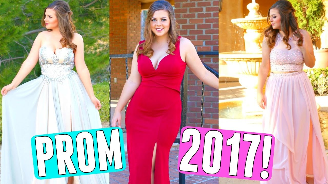 PROM 2017 LOOKBOOK + PROM DRESS SHOPPING TIPS FOR CURVY ...