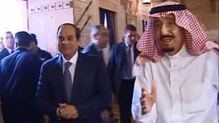 أخبار مصر: زيارة السيسي الخاطفة للمملكة العربية السعودية