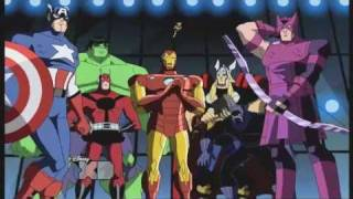 The Avengers: Earth's Mightiest Heroes Trailer