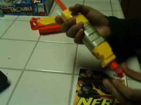 Black ops ballistic knife for nerf no jokept1 youtube sciox Image collections