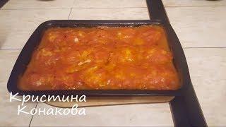 ТЕФТЕЛИ Мясные с Рисом в Томатном Соусе Рецепт!!!