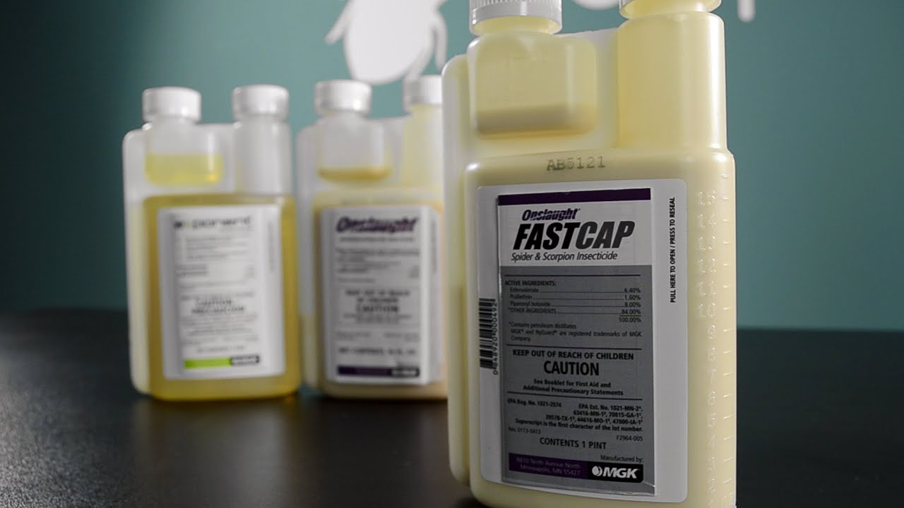Onslaught FastCap Residual Insecticide Review