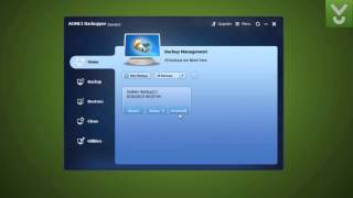 AOMEI Backupper Standard - Back up and restore your data - Download Video Previews