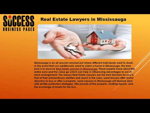 Legal attroneys in mississauga