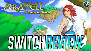 Ara Fell: Enhanced Edition Switch Review - Modern 16-Bit JRPG! (Video Game Video Review)