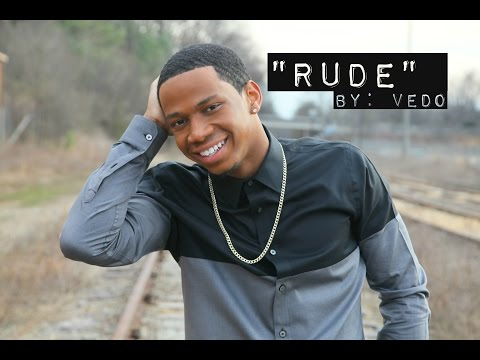 "Magic! - Rude ""Cover"" By: @VedoTheSinger"