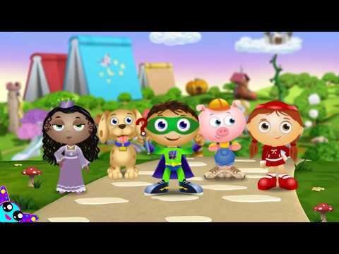 Popular Figures From Super Why