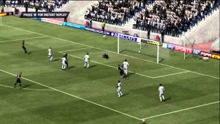 """FIFA 12 -  Fulham FC - Manager Mode Commentary - Episode 7 - """"Underdogs!"""""""