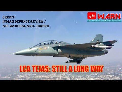 LCA Tejas: Still a Long Way