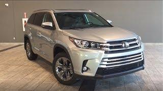 2019 Toyota Highlander Limited AWD | Toyota Northwest Edmonton | 9HI4117