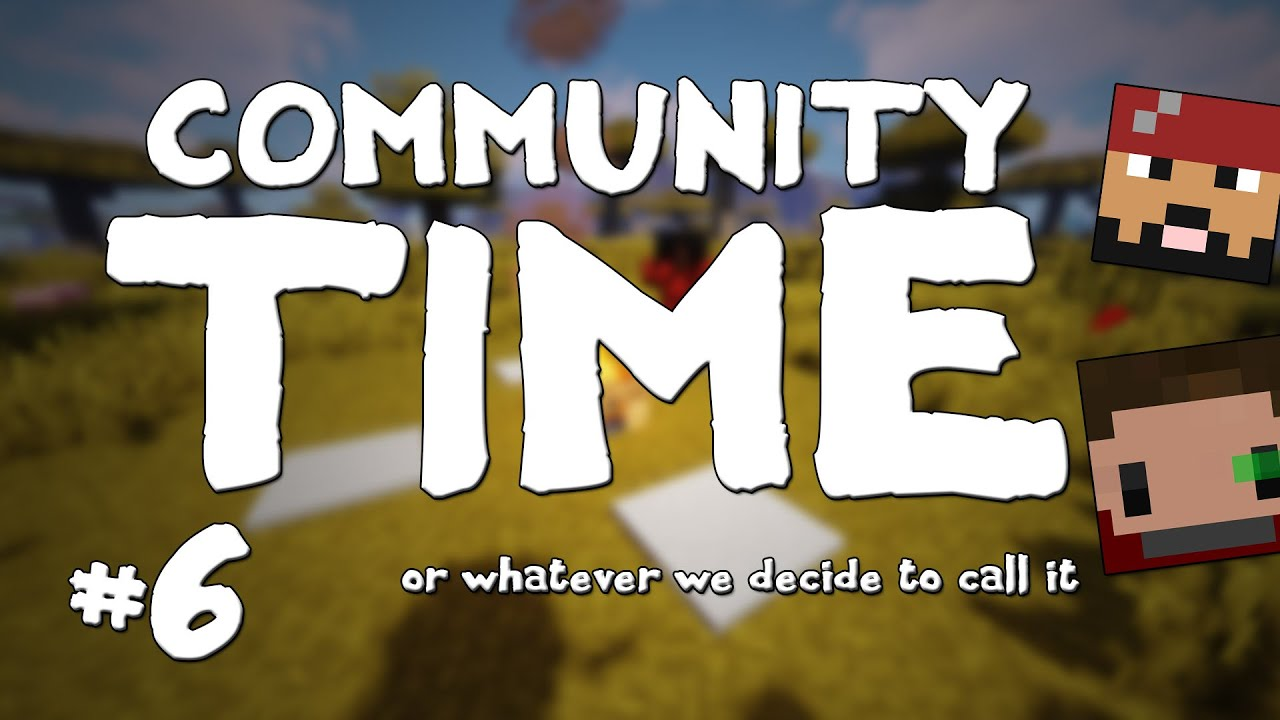 Minecraft: Riptide Launcher, Sword in the Stone and more - Community Time #8