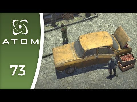 Morris Marina? VAZ 2106? I Don't Know... - Let's Play A.T.O.M. RPG #73