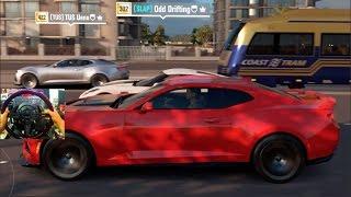 Forza Horizon 3 GoPro 2017 Camaro ZL1 vs C7/C6 Corvette Online Battle | SLAPTrain