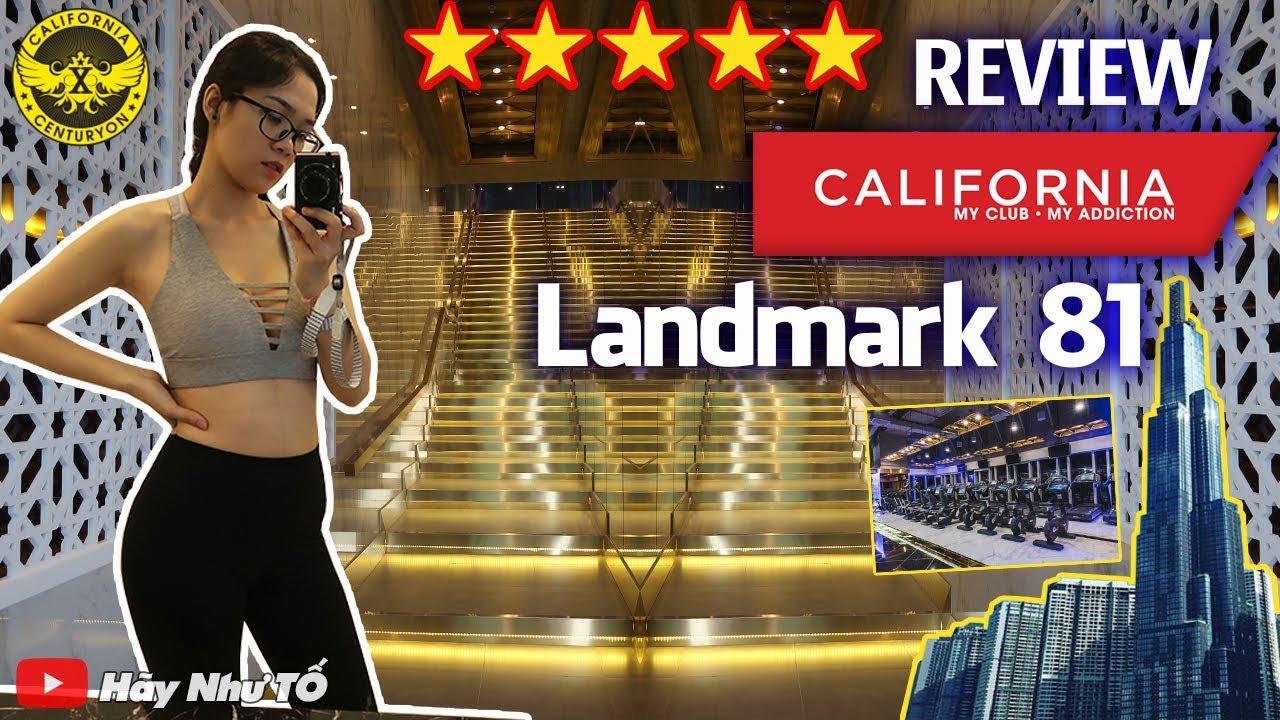 Review Phòng Tập Gym 5 Sao Dát Vàng Ở Landmark 81 | Tố đây!