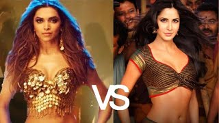 Katrina Kaif VS Deepika Padukone: Who Dances Better?