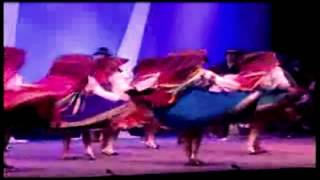 """Tostadito"" Grupo folklorico  Tungurahua"