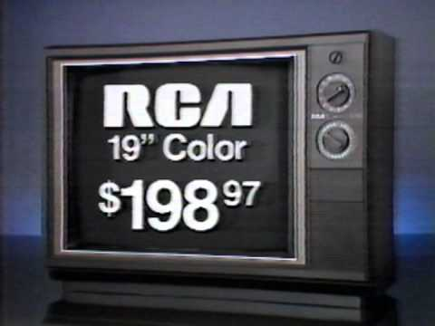 Fall 1987 - Circuit City TV Commercial