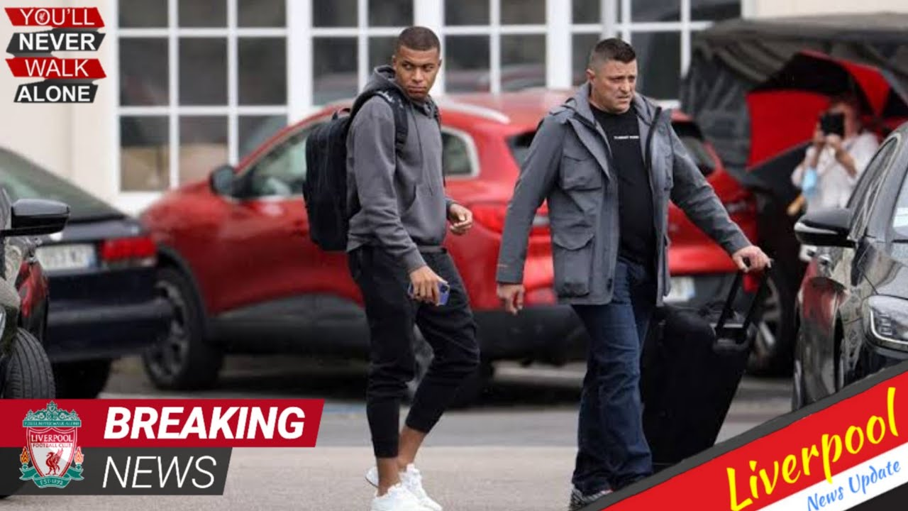 Download Kylian Mbappe finnaly to join Liverpool as£80m signing would start new era