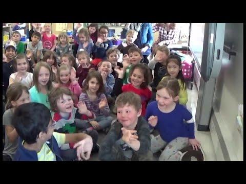 School visit: Little Harbour School in Portsmouth