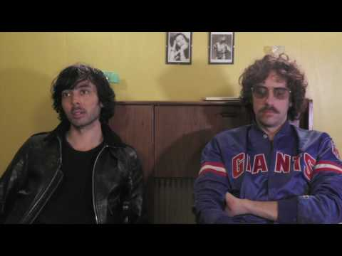 Justice interview - Xavier and Gaspard (part 1)
