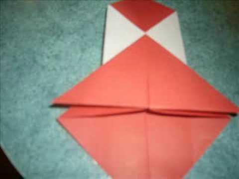 comment faire une casquette en origami youtube. Black Bedroom Furniture Sets. Home Design Ideas