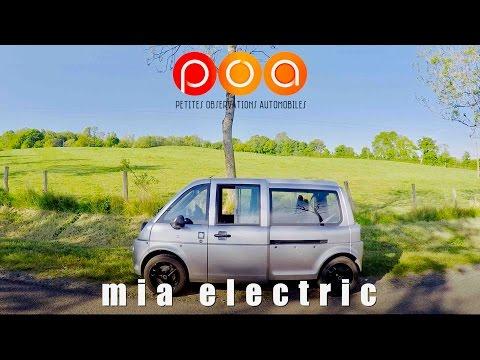 mia electric : elle aurait pu être la 2CV du XXI siècle