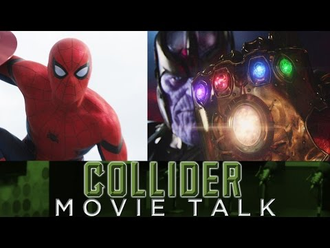 Spider-Man May Not Be In Avengers: Infinity War - Collider Movie Talk