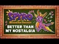Why Spyro Reignited Looks Better Than My Nostalgia