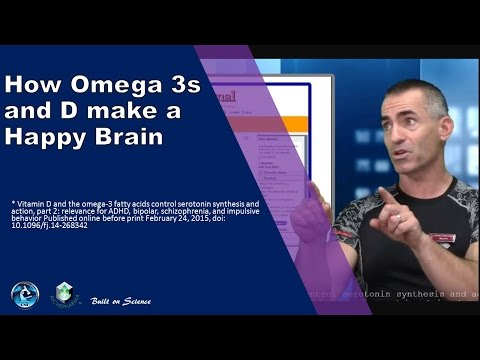 🔰 How Omega 3s And D Make A Happy Brain