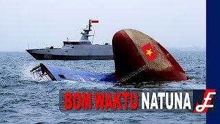 Dibalik Insiden Kapal Pemerintah Vietnam Berani Tabrak Kapal Perang TNI AL