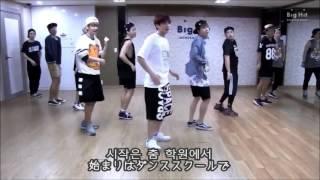 방탄소년단 BTS Beautiful cover Dance practice