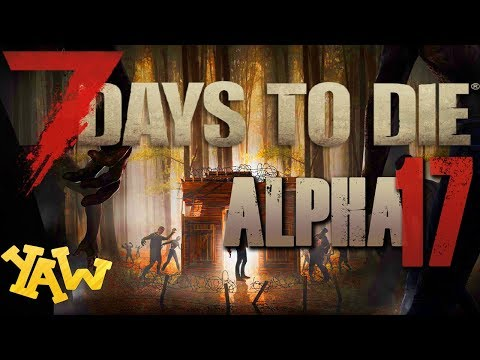 baa675a58 SUVIVOR CAMP SHOPPING PLAZA (7 Days to Die - Alpha 17)(EP.16) - YouTube