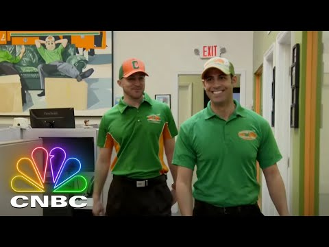 Two Friends Threw Away Corporate Gigs To Throw Away Junk   Blue Collar Millionaire   CNBC Prime