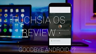 How To Download And Install Fuchsia OS On Any Android * Fuchsia OS Review