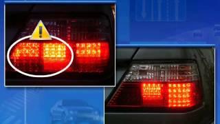 ПДД: Пользование световыми приборами и звуковыми сигналами. Буксировка. Учебная езда.