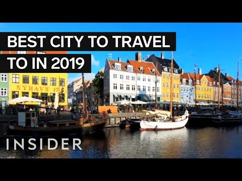 Why Copenhagen Is The Number One City To Travel To in 2019