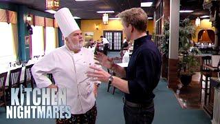 Gordon Ramsay Meets Chappy   Kitchen Nightmares