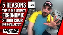The best ergonomic chair for digital artists [HG Capisco review]