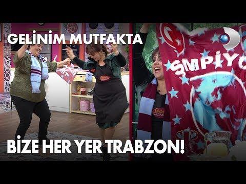 Bize her yer Trabzon! Gelinim Mutfakta 240. Bölüm