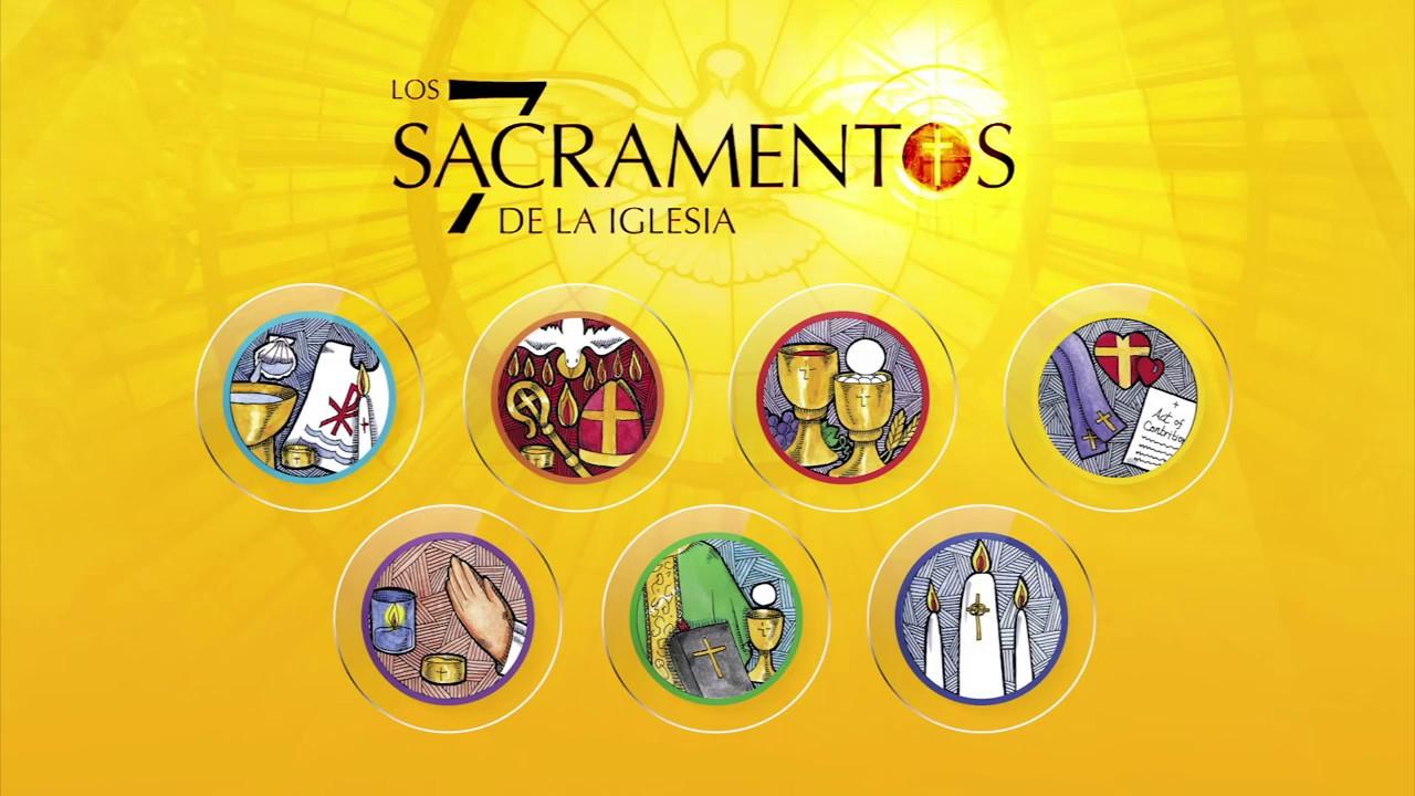 Los Sacramentos Dios La De Ley 7 De