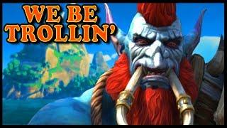 Grubby | WC3 | We be Trollin'